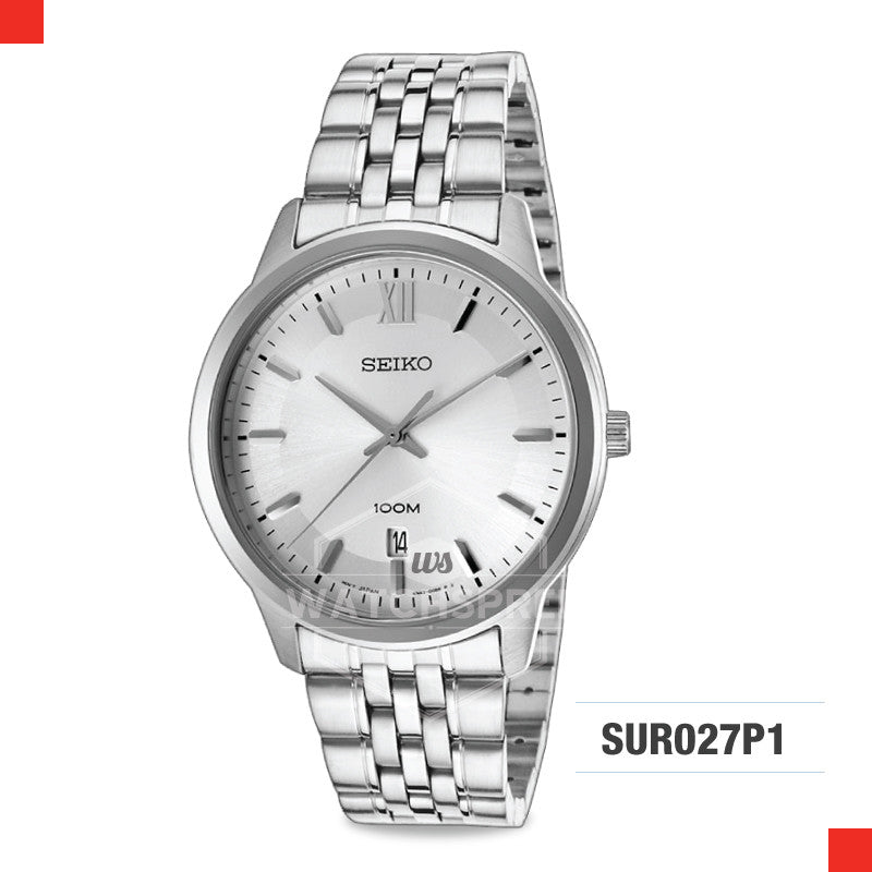 Seiko Quartz Watch SUR027P1