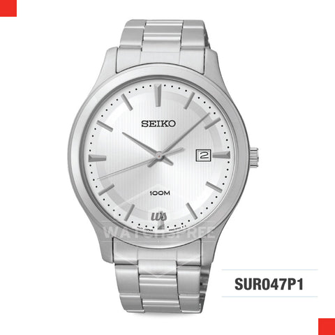 Seiko Quartz Watch SUR047P1