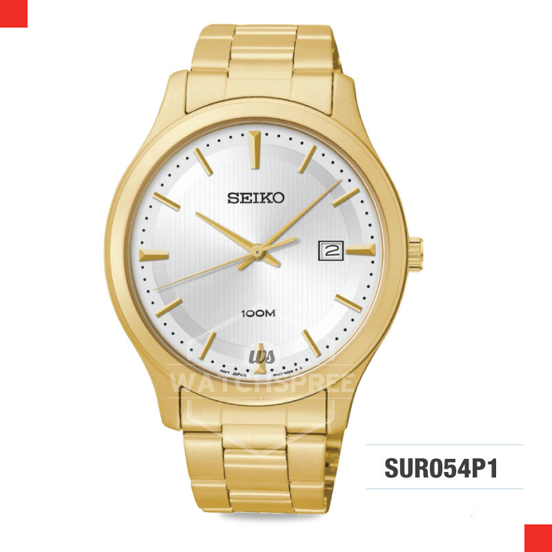 Seiko Quartz Watch SUR054P1