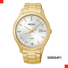 Load image into Gallery viewer, Seiko Quartz Watch SUR054P1