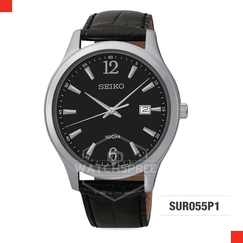 Seiko Quartz Watch SUR055P1