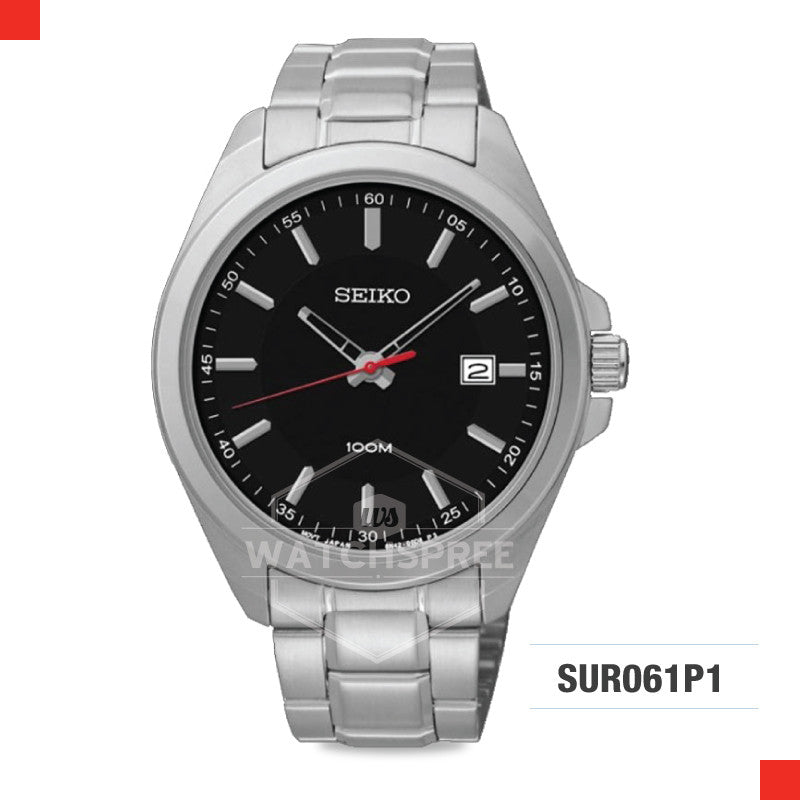 Seiko Quartz Watch SUR061P1
