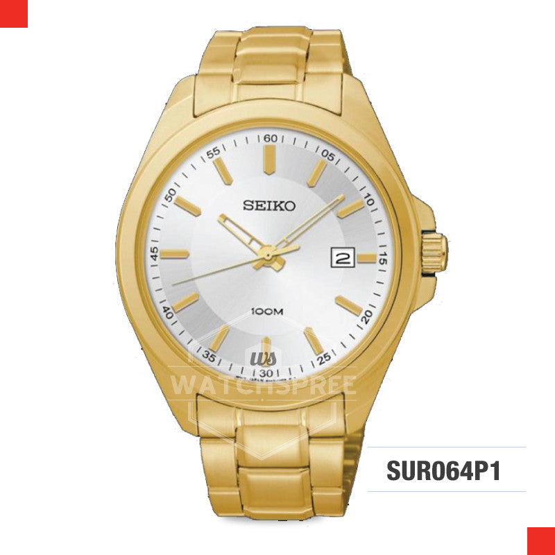 Seiko Quartz Watch SUR064P1