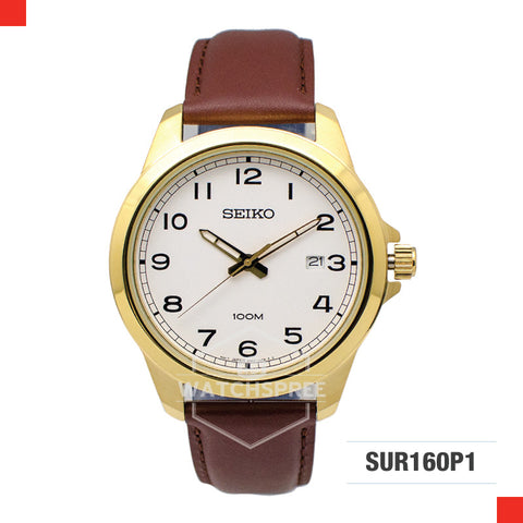 Seiko Quartz Watch SUR160P1