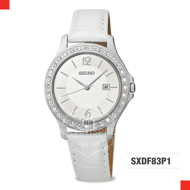 Seiko Women Quartz Watch SXDF83P1