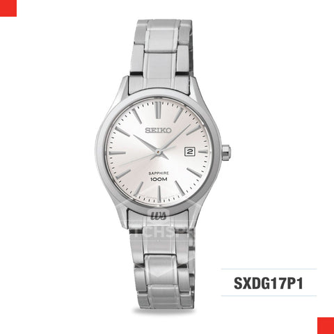 Seiko Women Quartz Watch SXDG17P1