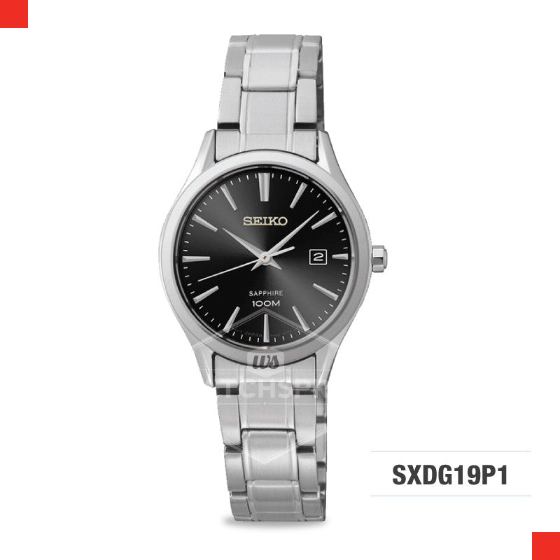 Seiko Women Quartz Watch SXDG19P1