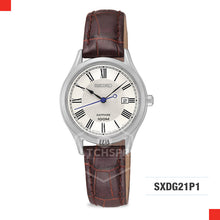 Load image into Gallery viewer, Seiko Women Quartz Watch SXDG21P1