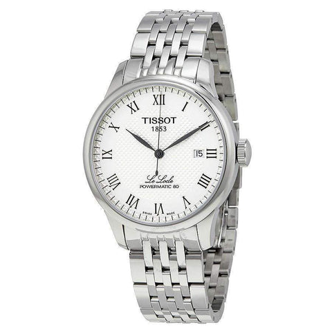 Tissot Le Locle Powermatic 80 Automatic 39 mm Men's Watch T006.407.11.033.00