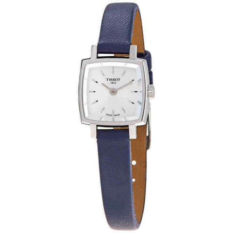 Tissot Lovely Quartz Silver Dial 20 mm x 20 mm Ladies Watch T058.109.16.031.00 [Pre-order]
