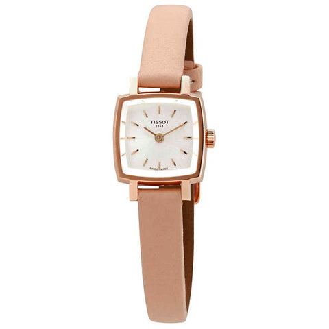 Tissot Lovely Quartz Silver Dial 20 mm Ladies Watch T058.109.36.031.00 [Pre-order]