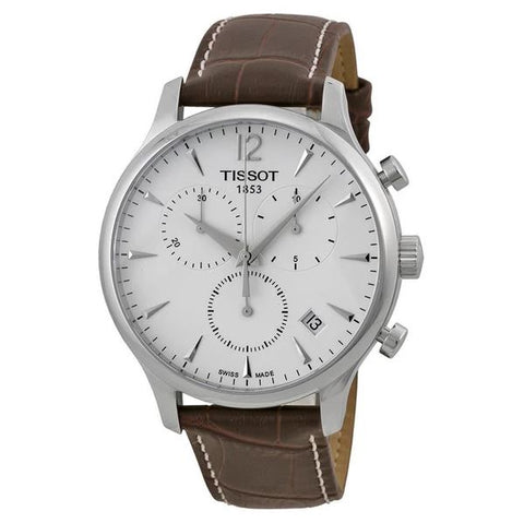Tissot T Classic Tradition Chronograph 42 mm Men's Watch T063.617.16.037.00