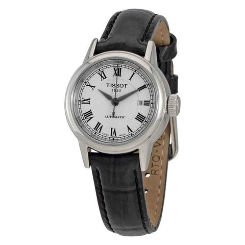 Tissot Carson Automatic White Dial 29.5 mm Ladies Watch T085.207.16.013.00