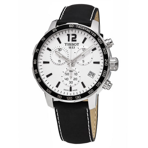 Tissot Quickster Soccer World Cup White Dial 42 mm Men's Watch T095.417.16.037.00 [Pre-order]