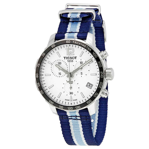 Tissot Quickster NBA Memphis Grizzlies 42 mm Men's Watch T095.417.17.037.20 [Pre-order]