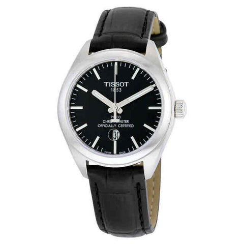 Tissot PR 100 Black Dial 33 mm Ladies Watch T101.251.16.051.00 [Pre-order]