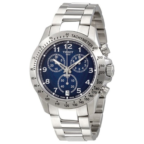 Tissot T-Sport V8 Chronorgaph Blue Dial 42.5 mm Men's Watch T106.417.11.042.00 [Pre-order]