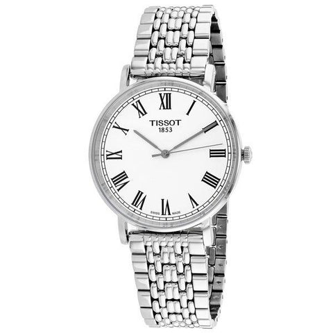 Tissot Everytime Silver Dial 38 mm Men's Watch T109.410.11.033.10