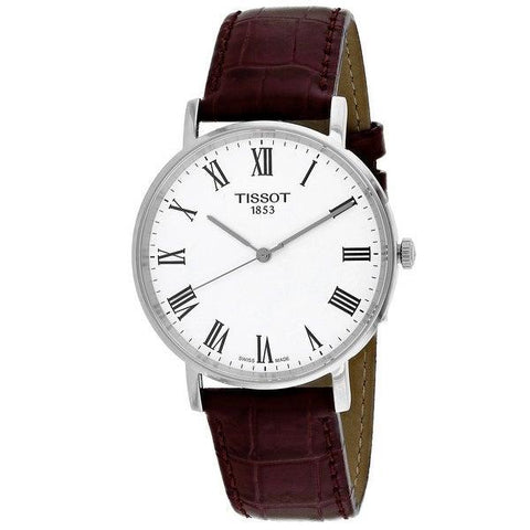 Tissot Everytime Silver Dial 38 mm Men's Watch T109.410.16.033.00 [Pre-order]