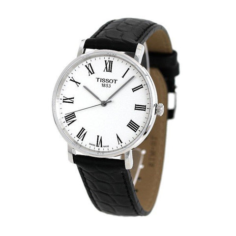 Tissot Everytime Medium Silver Dial 38 mm Men's Watch T109.410.16.033.01 [Pre-order]