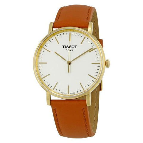 Tissot T-Classic Everytime Silver Dial 38 mm Men's Watch T109.410.36.031.00 [Pre-order]