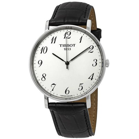 Tissot Everytime Large Silver Dial 42 mm Men's Watch T109.610.16.032.00 [Pre-order]