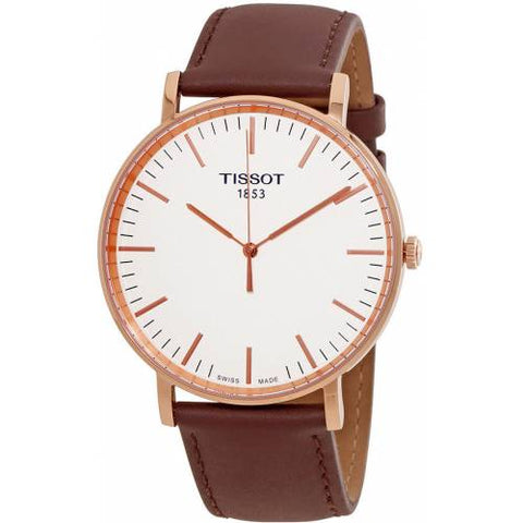 Tissot Everytime Silver Dial 42 mm Men's Watch T109.610.36.031.00 [Pre-order]