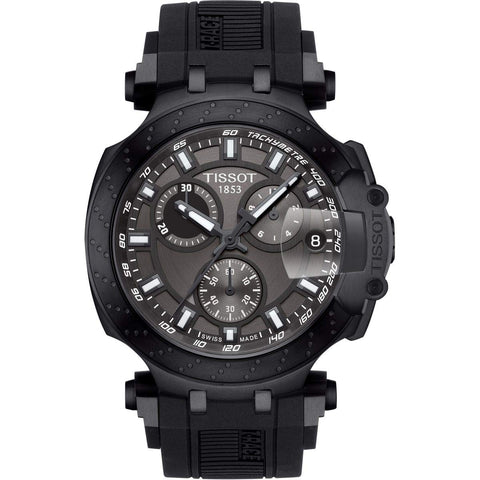 Tissot T-Race Anthracite Dial Chronograph 43 mm Men's Watch T115.417.37.061.03 [Pre-order]