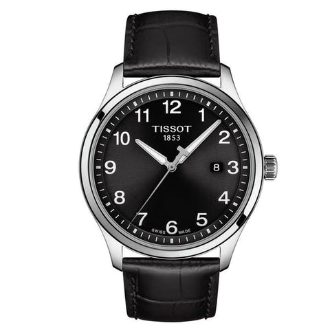 Tissot XL Classic Quartz Black Dial 42 mm Watch T116.410.16.057.00