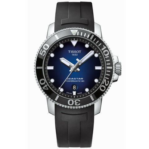 Tissot Seastar 1000 Automatic Blue Dial 43 mm Men's Watch T120.407.17.041.00 [Pre-order]