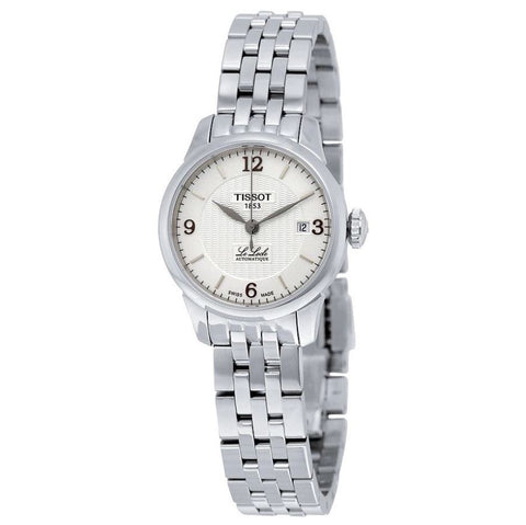 Tissot Le Locle Automatic Stainless Steel 25.3 mm Ladies Watch T41.1.183.34