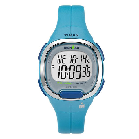 Timex Ladies' Ironman Transit 33mm Mid Size Resin Strap Watch TW5M19500