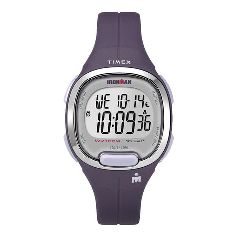 Timex Ladies' Ironman Transit 33mm Mid Size Resin Strap Watch TW5M19700
