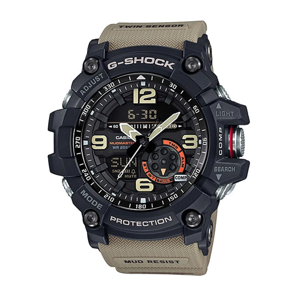 Casio G-Shock Master Of G Mudmaster Watch GG1000-1A5