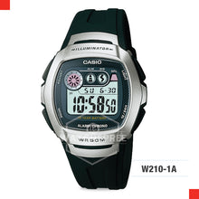 Load image into Gallery viewer, Casio Sports Watch W210-1A