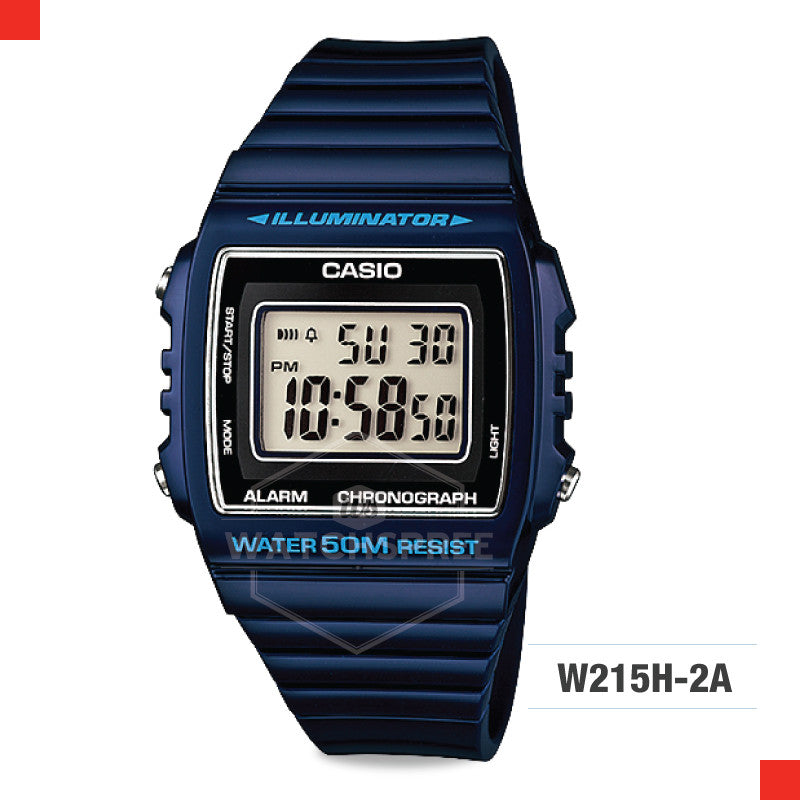 Casio Watch W215H-2A