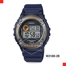 Load image into Gallery viewer, Casio Sports Watch W216H-2B