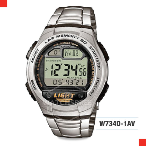 Casio Sports Watch W734D-1A