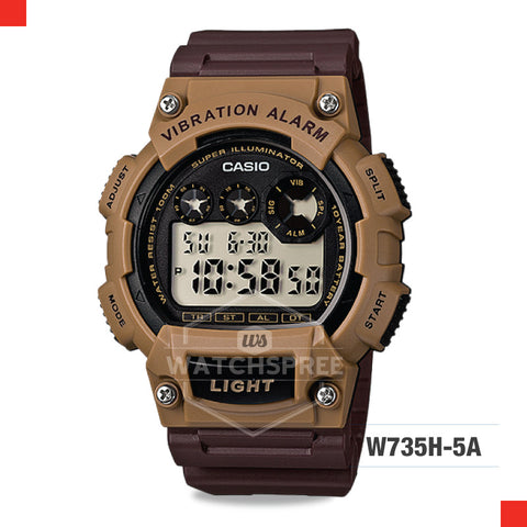 Casio Sports Watch W735H-5A