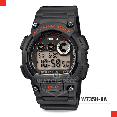 Casio Sports Watch W735H-8A