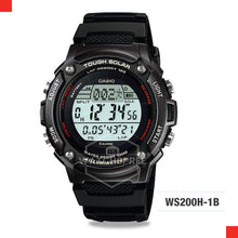 Load image into Gallery viewer, Casio Sports Watch WS200H-1B