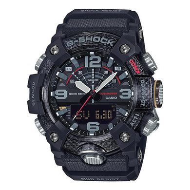 Casio G-Shock Master Of G Series Mudmaster Black Resin Band Watch GGB100-1A GG-B100-1A