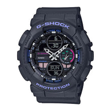 Load image into Gallery viewer, Casio G-Shock S Series GMA-S140 Lineup Grey Resin Band Watch GMAS140-8A GMA-S140-8A