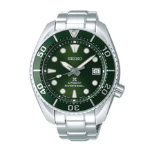 Load image into Gallery viewer, [JDM] Seiko Prospex (Japan Made) Diver Scuba Automatic Silver Stainless Steel Band Watch SBDC081 SBDC081J