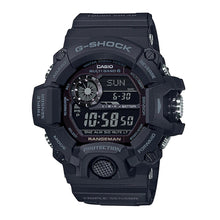 Load image into Gallery viewer, Casio G-Shock Master of G Rangeman Blackout Black Resin Band Watch GW9400-1B GW-9400-1B