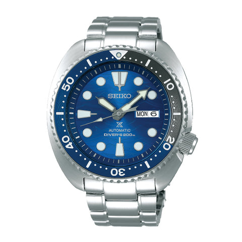 Seiko Prospex Diver's Automatic Special Edition Silver Stainless Steel Band Watch SRPD21K1