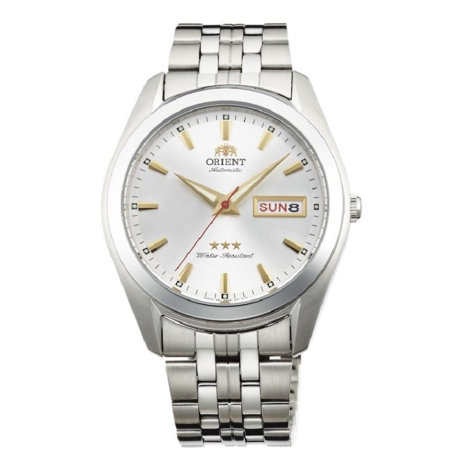 Orient Men's TriStar Automatic Stainless Steel Strap Watch RA-AB0033S19B  | Watchspree