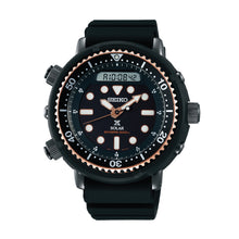 Load image into Gallery viewer, Seiko Prospex Solar Diver's Black Silicon Strap Watch SNJ028P1 | Watchspree