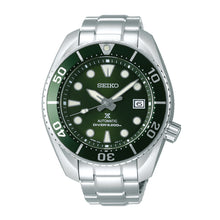 Load image into Gallery viewer, Seiko Prospex (Japan Made) Diver Automatic Silver Stainless Steel Band Watch SPB103J1