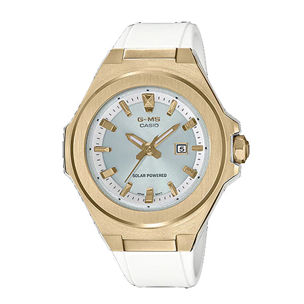 Casio Baby-G G-MS Lineup White Resin Band Watch MSGS500G-7A MSG-S500G-7A